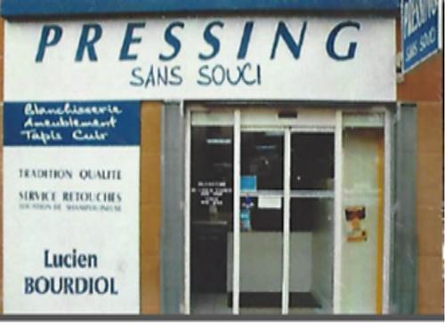 PRESSING SANS SOUCI